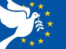 bandera paloma paz UE