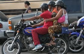 a caracas moto